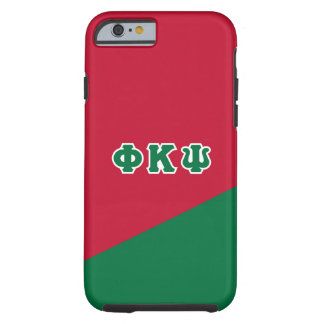 Phi Kappa Psi | Greek Letters Tough iPhone 6 Case