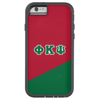 Phi Kappa Psi | Greek Letters Tough Xtreme iPhone 6 Case