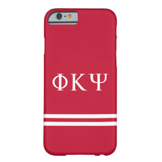 Phi Kappa Psi | Sport Stripe Barely There iPhone 6 Case