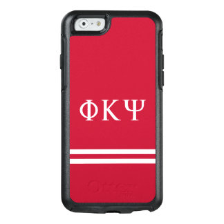 Phi Kappa Psi | Sport Stripe OtterBox iPhone 6/6s Case