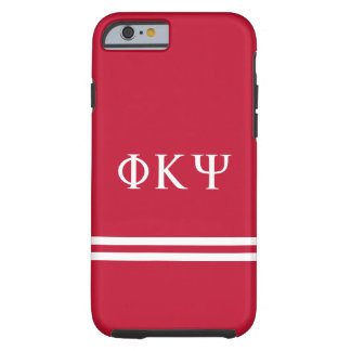 Phi Kappa Psi | Sport Stripe Tough iPhone 6 Case