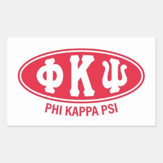 Phi Kappa Psi | Vintage Sticker