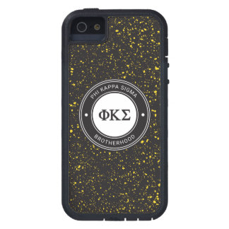 Phi Kappa Sigma | Badge Case For The iPhone 5