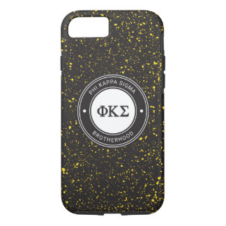 Phi Kappa Sigma | Badge iPhone 8/7 Case
