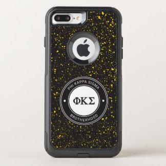 Phi Kappa Sigma | Badge OtterBox Commuter iPhone 8 Plus/7 Plus Case