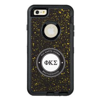 Phi Kappa Sigma | Badge OtterBox Defender iPhone Case