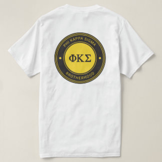 Phi Kappa Sigma | Badge T-Shirt