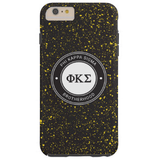 Phi Kappa Sigma | Badge Tough iPhone 6 Plus Case