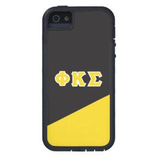 Phi Kappa Sigma   Greek Letters iPhone 5 Case
