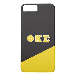 Phi Kappa Sigma | Greek Letters iPhone 8 Plus/7 Plus Case