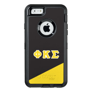 Phi Kappa Sigma | Greek Letters OtterBox Defender iPhone Case