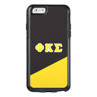 Phi Kappa Sigma | Greek Letters OtterBox iPhone 6/6s Case