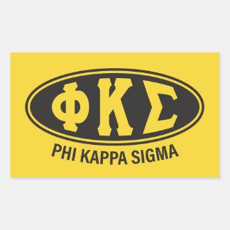 Phi Kappa Sigma | Vintage Sticker