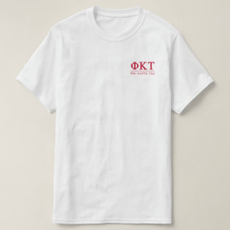 Phi Kappa Tau | Badge T-Shirt
