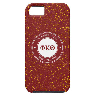 Phi Kappa Theta | Badge iPhone 5 Cover