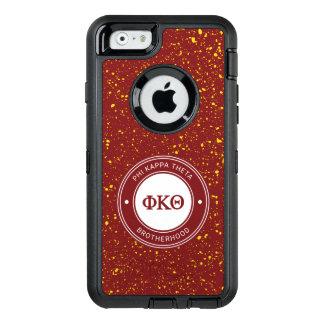 Phi Kappa Theta | Badge OtterBox Defender iPhone Case