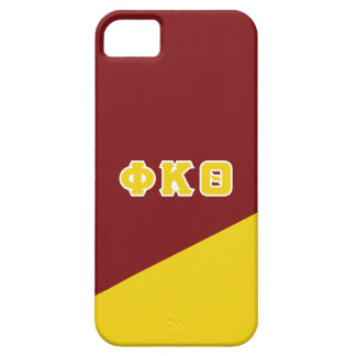 Phi Kappa Theta | Greek Letters iPhone 5 Case