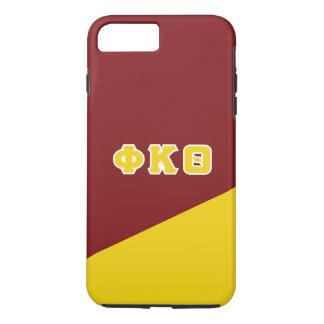 Phi Kappa Theta | Greek Letters iPhone 8 Plus/7 Plus Case