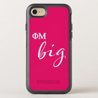 Phi Mu Big Script OtterBox Symmetry iPhone 8/7 Case