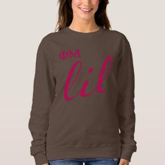 Phi Mu Lil Script Sweatshirt