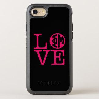 Phi Mu Love OtterBox Symmetry iPhone 8/7 Case