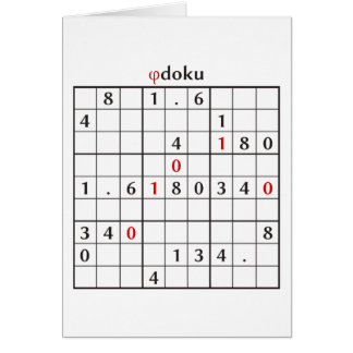 phidoku card