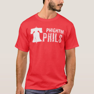 phightin phils t-shirt