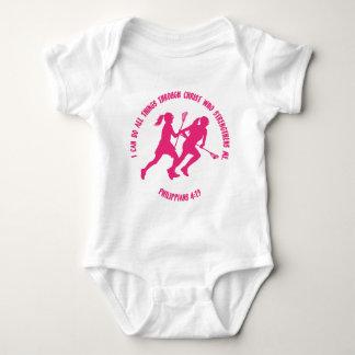 PHIL 413 - LAX BABY BODYSUIT
