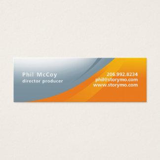 Phil McCoy Skinny Mini Business Card