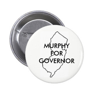 Phil Murphy for New Jersey Governor 2017 2 Inch Round Button
