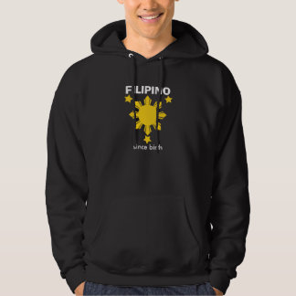 phil sun, FILIPINO since birth Hoodie