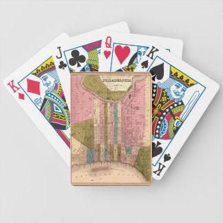 Philadelphia 1838 bicycle playing cards