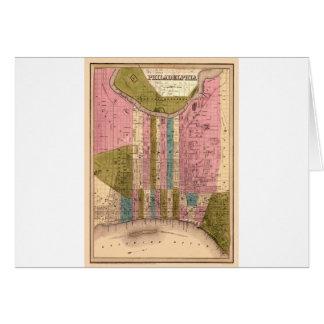 Philadelphia 1838 card