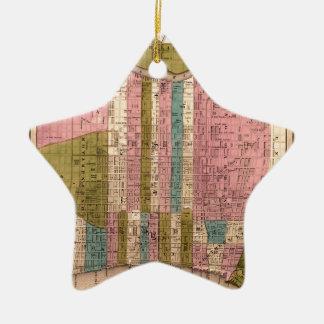 Philadelphia 1838 ceramic ornament