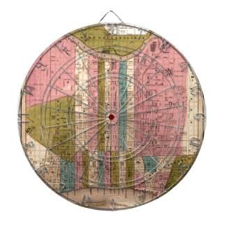 Philadelphia 1838 dartboard