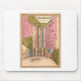 Philadelphia 1838 mouse pad