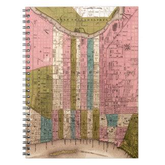 Philadelphia 1838 notebook