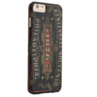 Philadelphia 1876 pennsylvania barely there iPhone 6 plus case