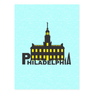 Philadelphia 1 postcard