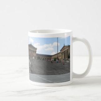 Philadelphia Art Museum 2 Coffee Mug