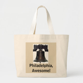 Philadelphia, Awesome!/ Liberty Bell Tote Bag