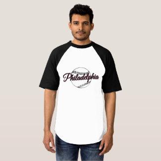 Philadelphia baseball fun T-shirt