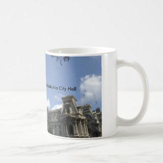 Philadelphia City Hall Coffee Mug