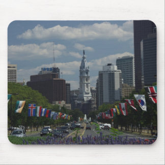 Philadelphia City Hall Mouse Pad