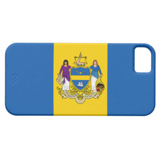 Philadelphia Flag iPhone 5 Cases