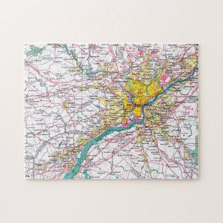 Philadelphia Jigsaw Puzzle