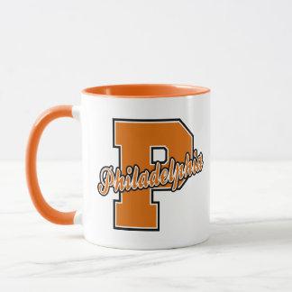 Philadelphia Letter Mug
