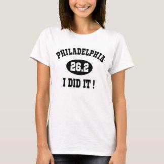 Philadelphia Marathon T-Shirt