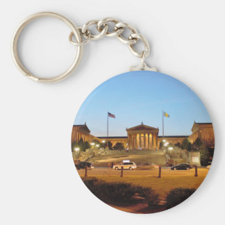 Philadelphia Museum of Art Keychain