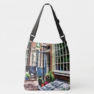 Philadelphia Pa Coffeehouse Crossbody Bag